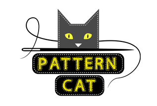 Lucian Marshall - Graphic Design - Pattern Cat Logo