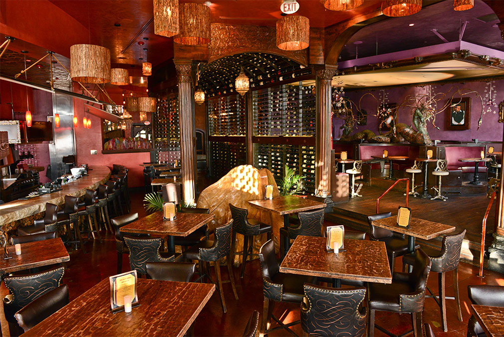 Lucian Marshall - Architectural Design - Barbacoa Restaurant, Boise ID