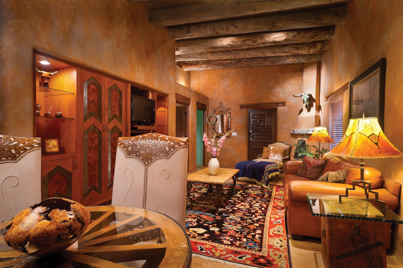 Lucian Marshall - Architectural Design - El Monte Segrado