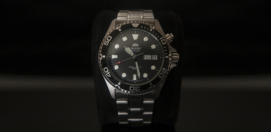 Lucian Marshall - Product Photography - Orient Ray Raven